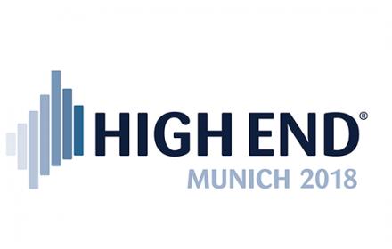 ahp freut sich auf Ihren Besuch zur High End 2018 in Halle 02 Stand E01